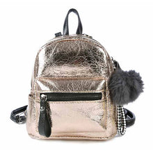 Pom Pom Mini Backpack