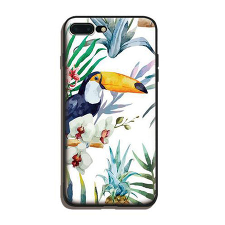 Toucan Silicone Phone Case