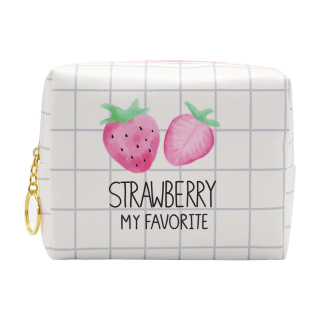 Summer Kiss Makeup Bag