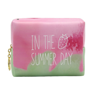 Summer Day Makeup Bag