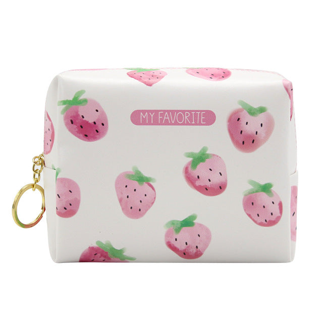 My Favorite Makeup Bag