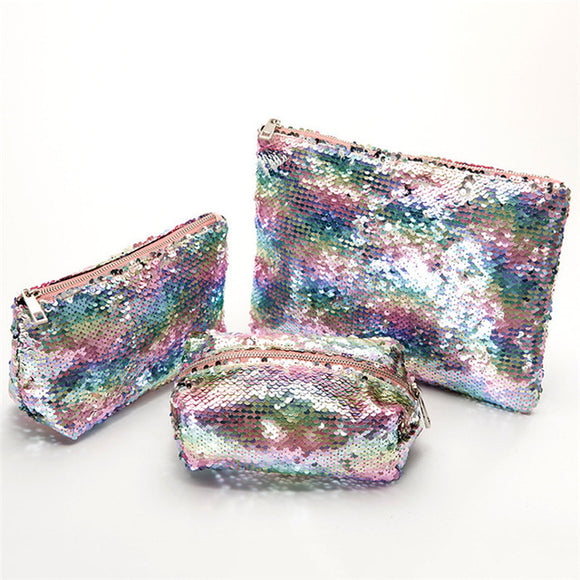 Glitter Stars Sequin Bag