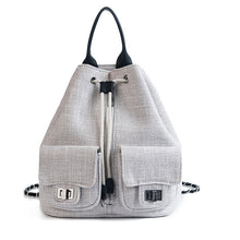 Women's Canvas Backpack | Go Glam Accessories