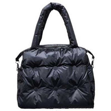 Quilted Nylon Tote Bag | Go Glam Accessories