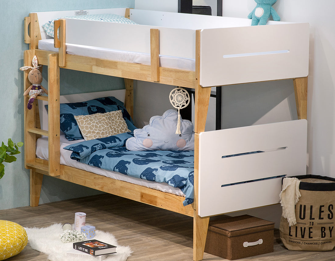 Picture of: Irvine Bunk Single And Duo By Iq Kids