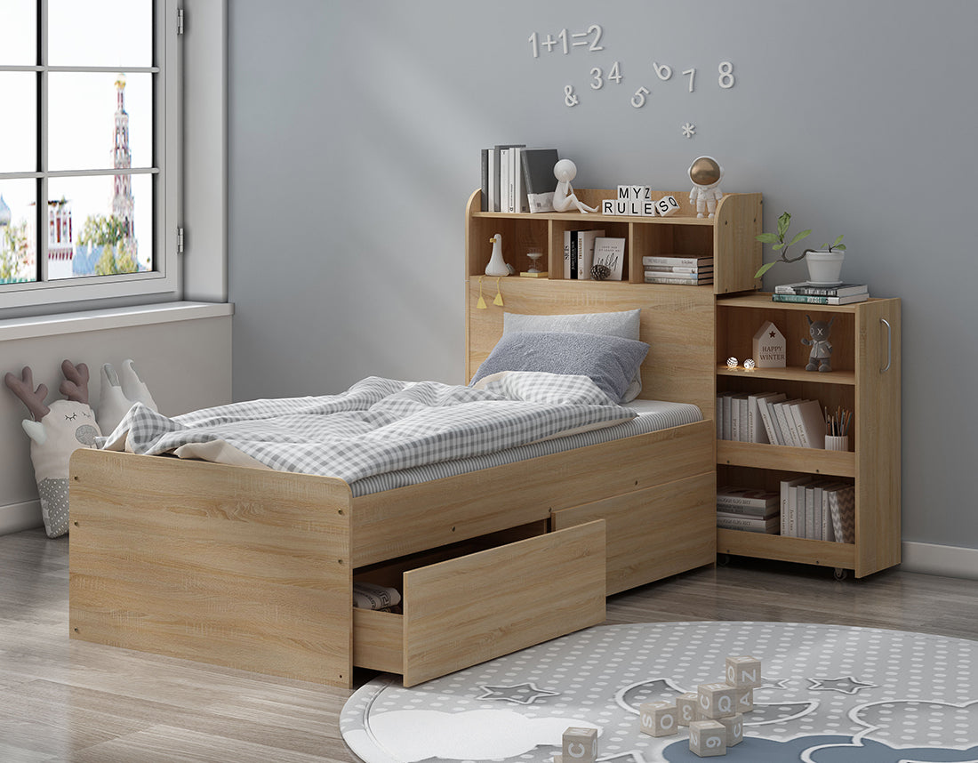 Airlie Storage Bed