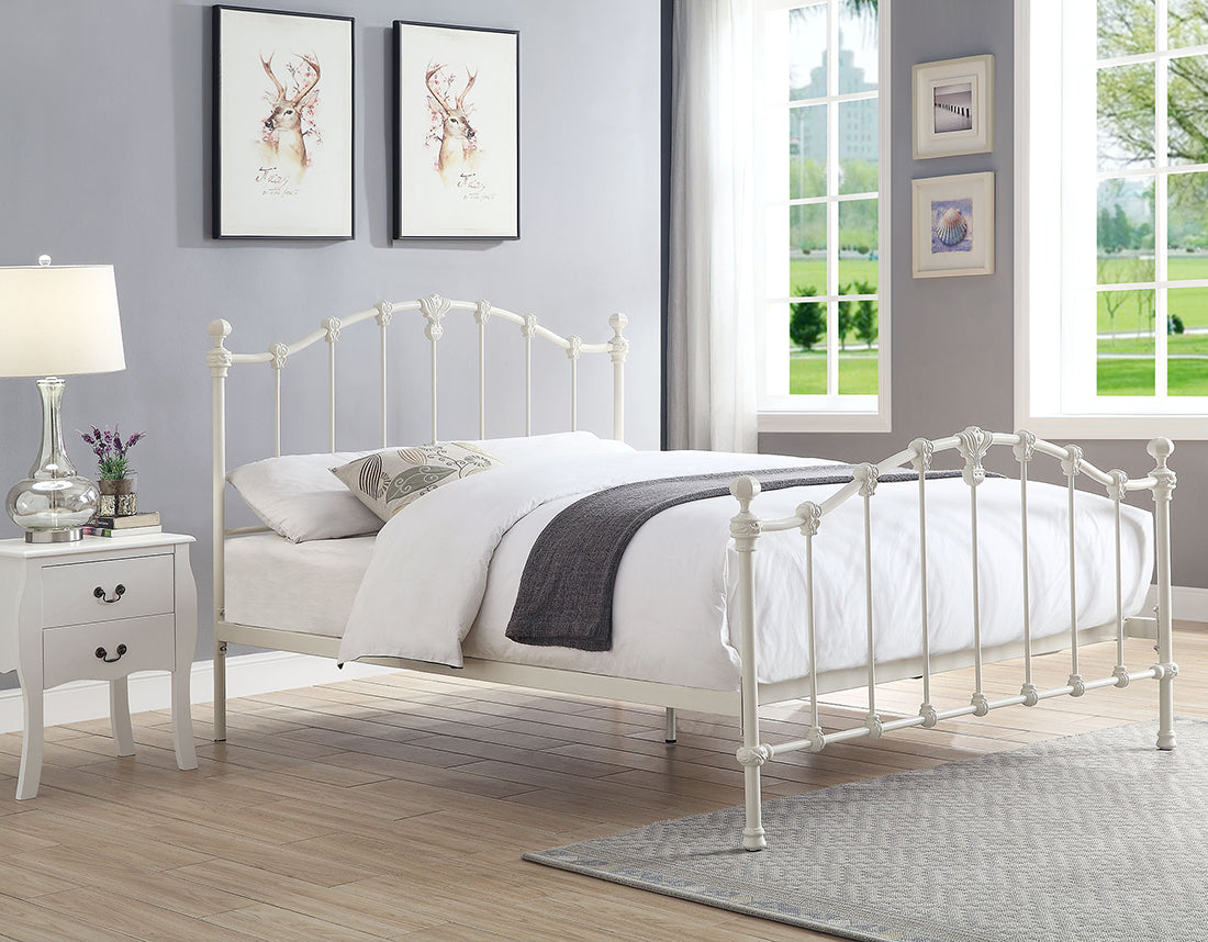 Picture of: Claremont Cast Iron Bed By Bradshaw