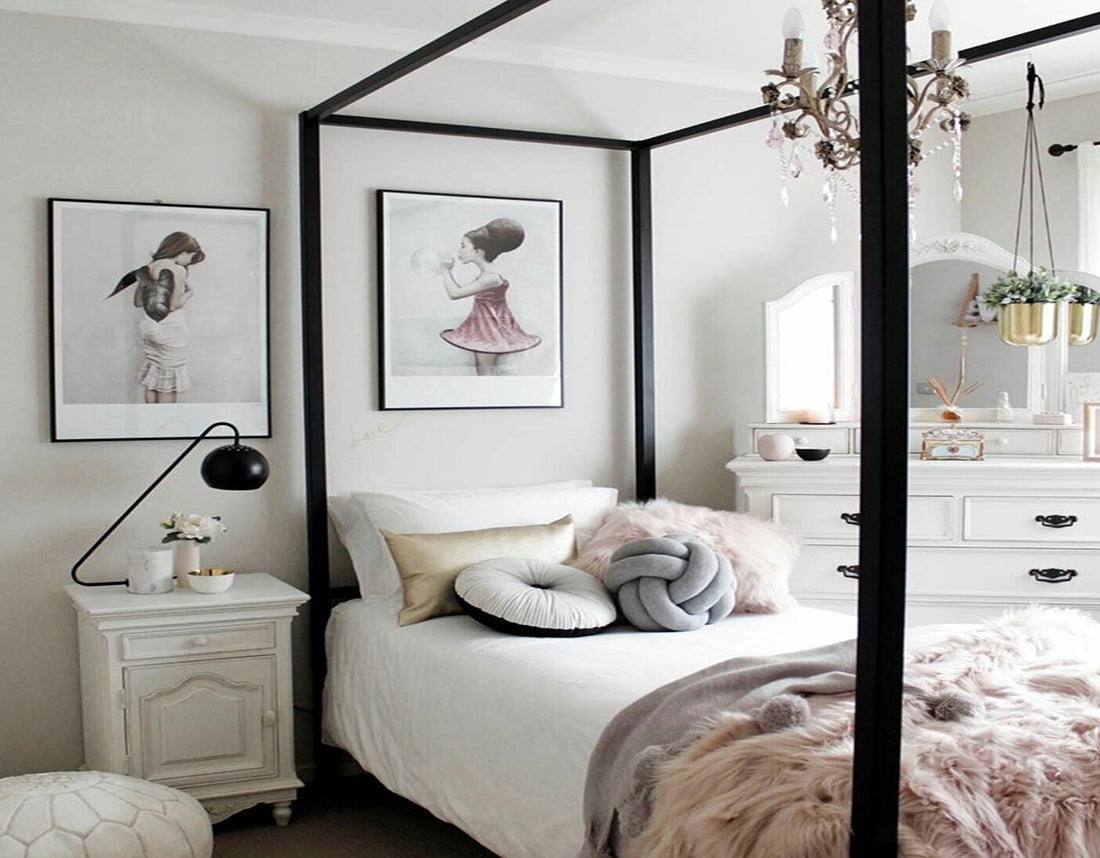 Picture of: Willow 4 Poster Bed By Hypersonic
