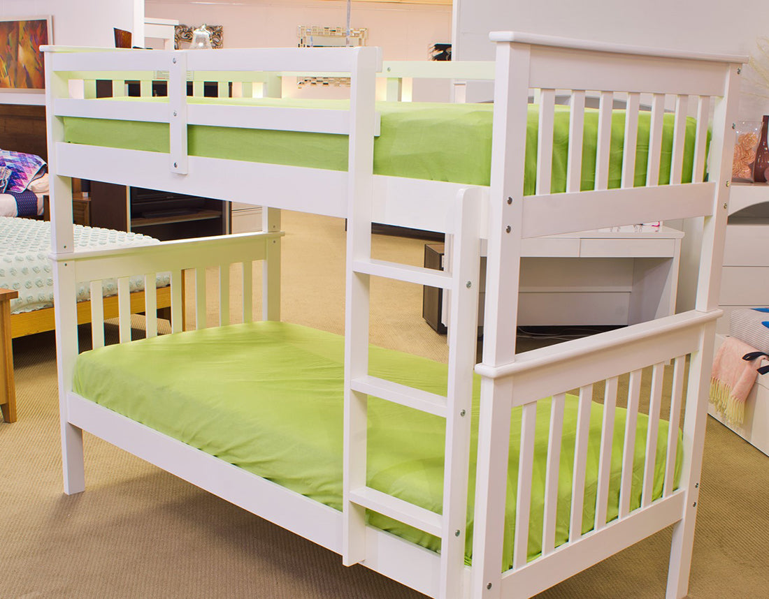 Retro Bunk Bed