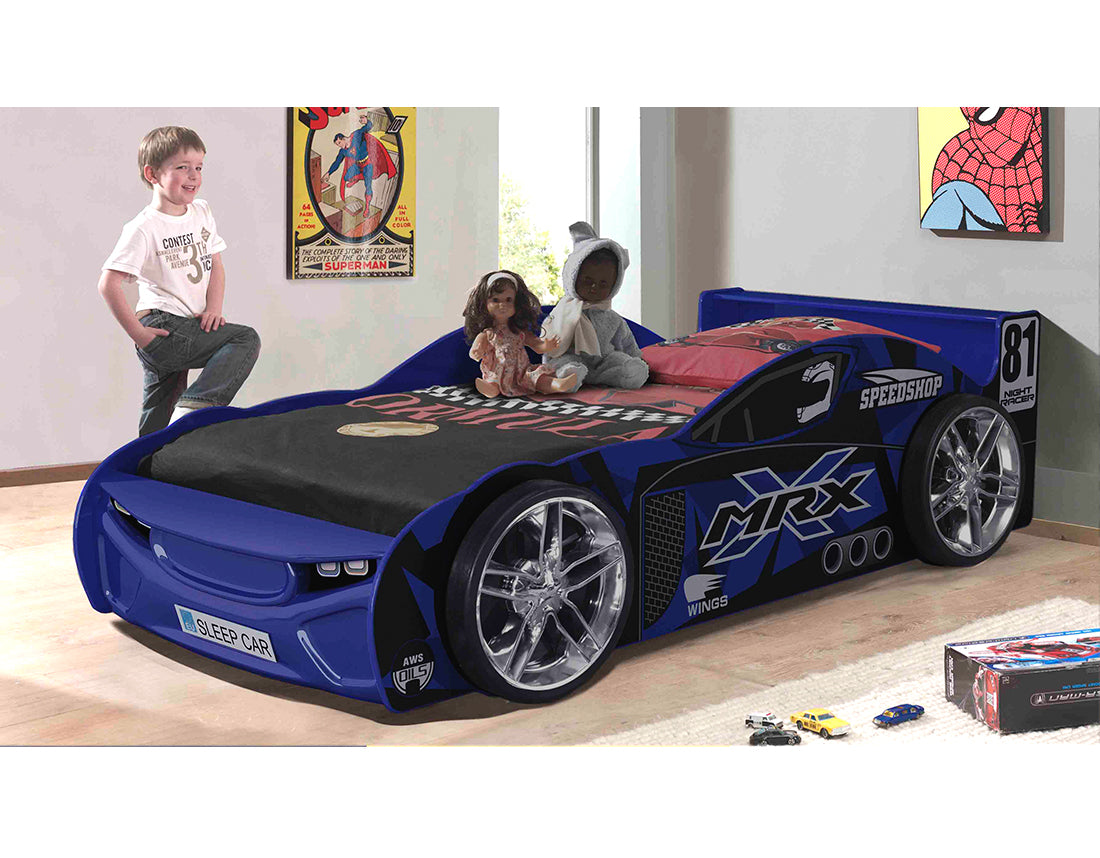 MRX Speed #81 Car Bed