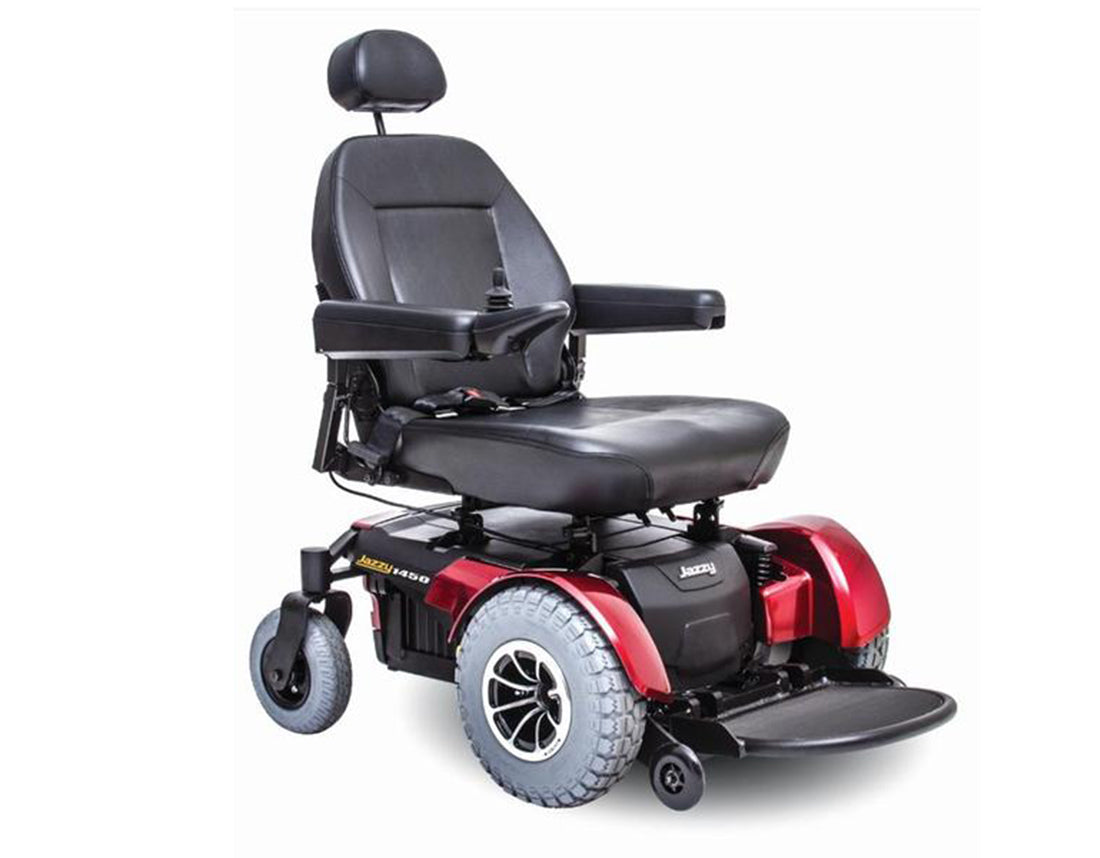 Pride Jazzy 1450 Power Chair