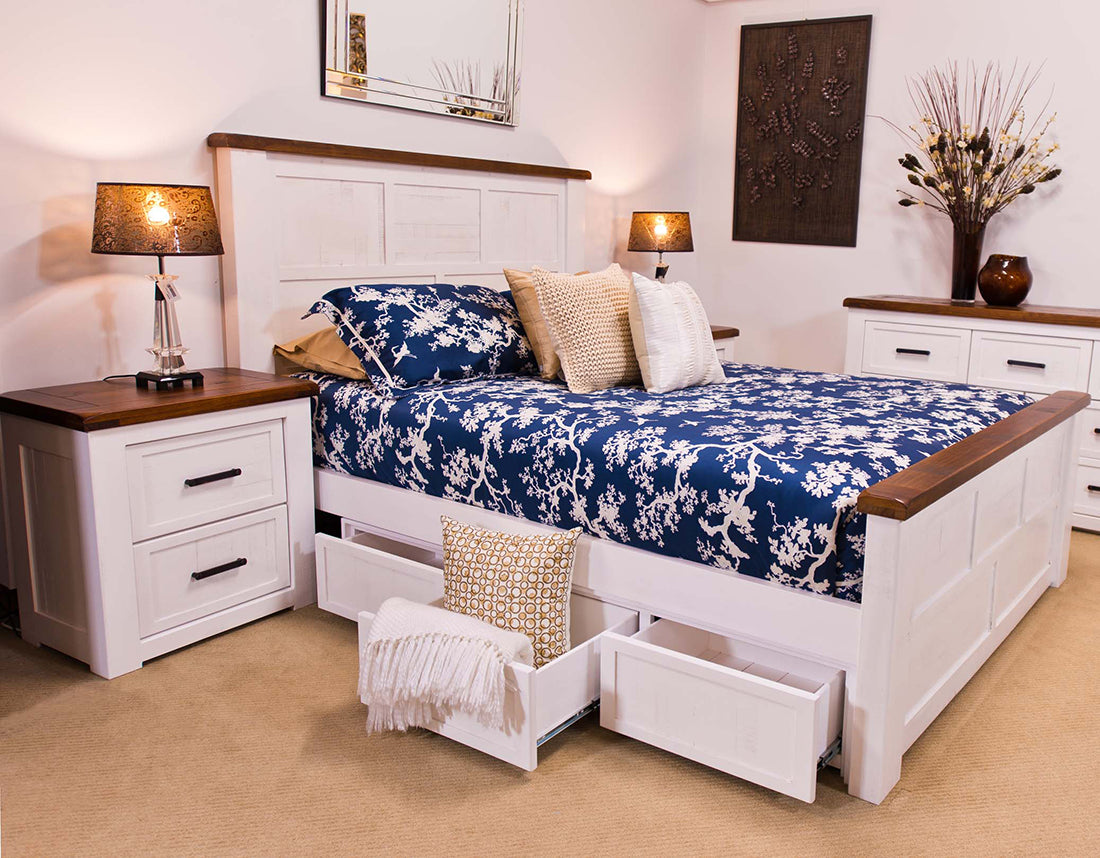 Oakdale Timber Storage Bed