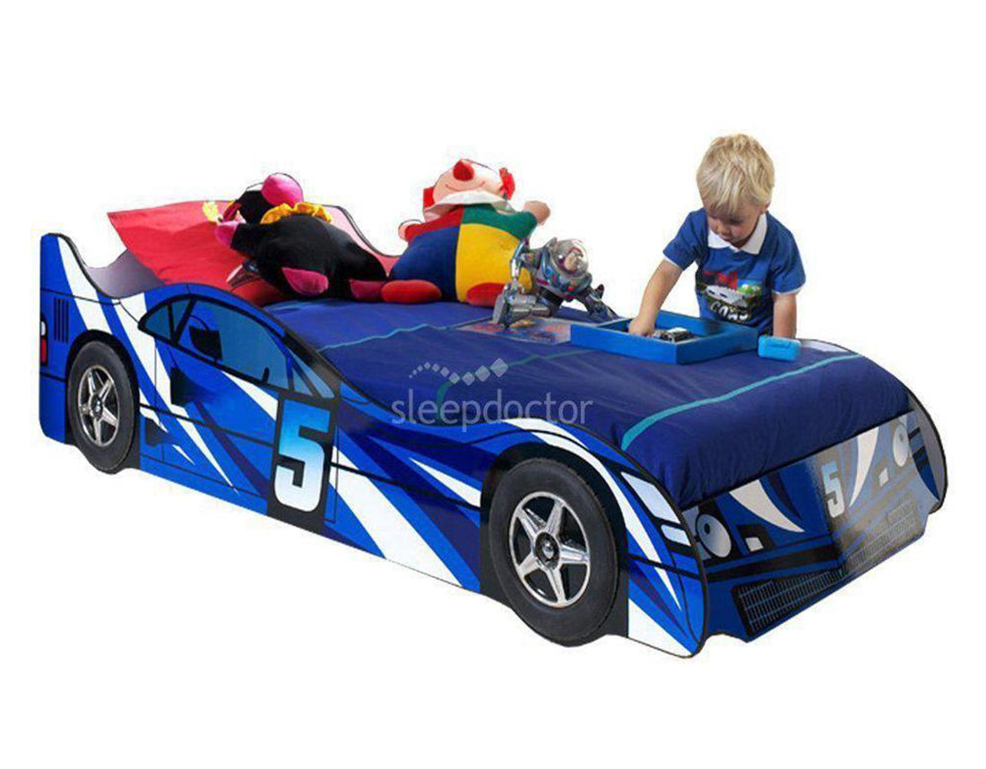 Special #5 Race Car Bed