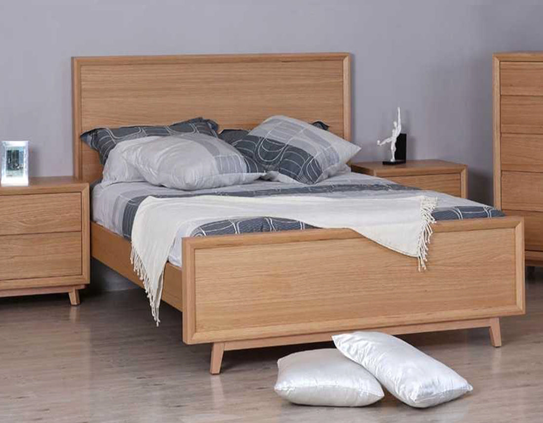 Springwood White Oak Bed