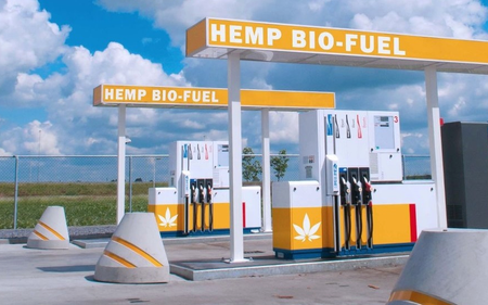 Hemp as a Bio-Fuel
