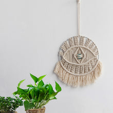 Load image into Gallery viewer, AJNA Third-Eye Wall Macrame