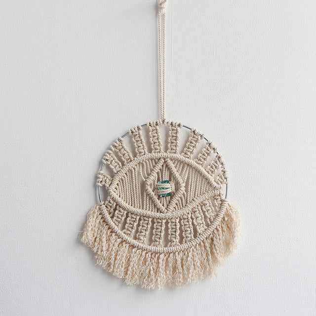 AJNA Third-Eye Wall Macrame