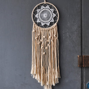 DREAMER Flower Dreamcatcher