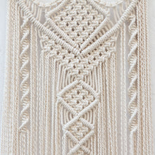 Load image into Gallery viewer, BHAKTI Wall Macrame
