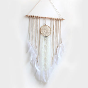 CELESTIAL Dream Catcher Macrame