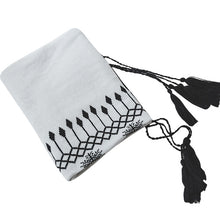 Load image into Gallery viewer, LAKOTA Tassel Throw