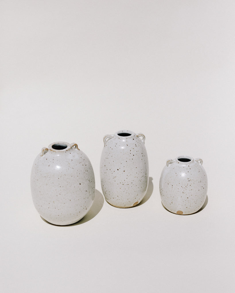 Triplet of Vases