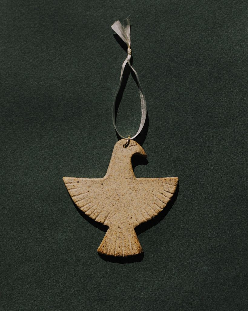 Eagle Ornament (Raw)