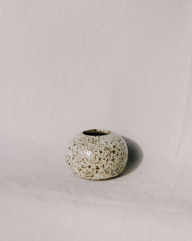 Small Moon Pot