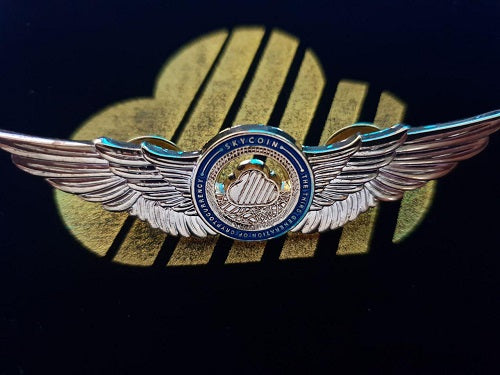 Skyfleet Badge