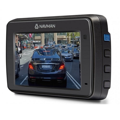 "Navman MiVue820 1080p Full HD Dual Camera with GPS Tracking 2.7"" Touch Screen"