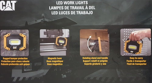 CAT LED Work Light (2 Pack)