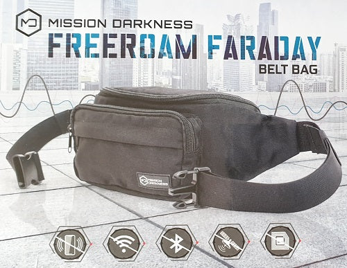 FreeRoam Faraday Belt Bag
