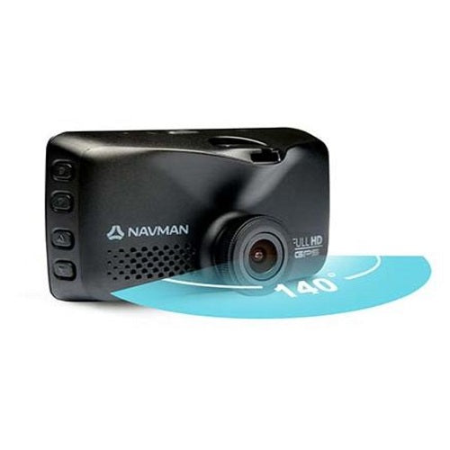 Navman MiVue800 Full HD Dual Camera with GPS Tracking