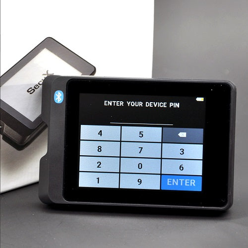 SecuX W20 Crypto Hardware Wallet