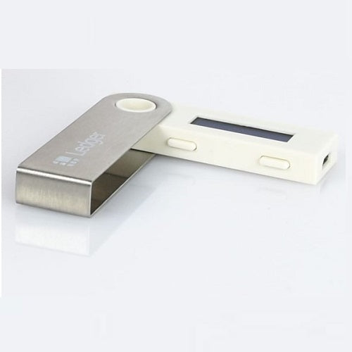 Ledger Nano S - Limited Edition White Paper