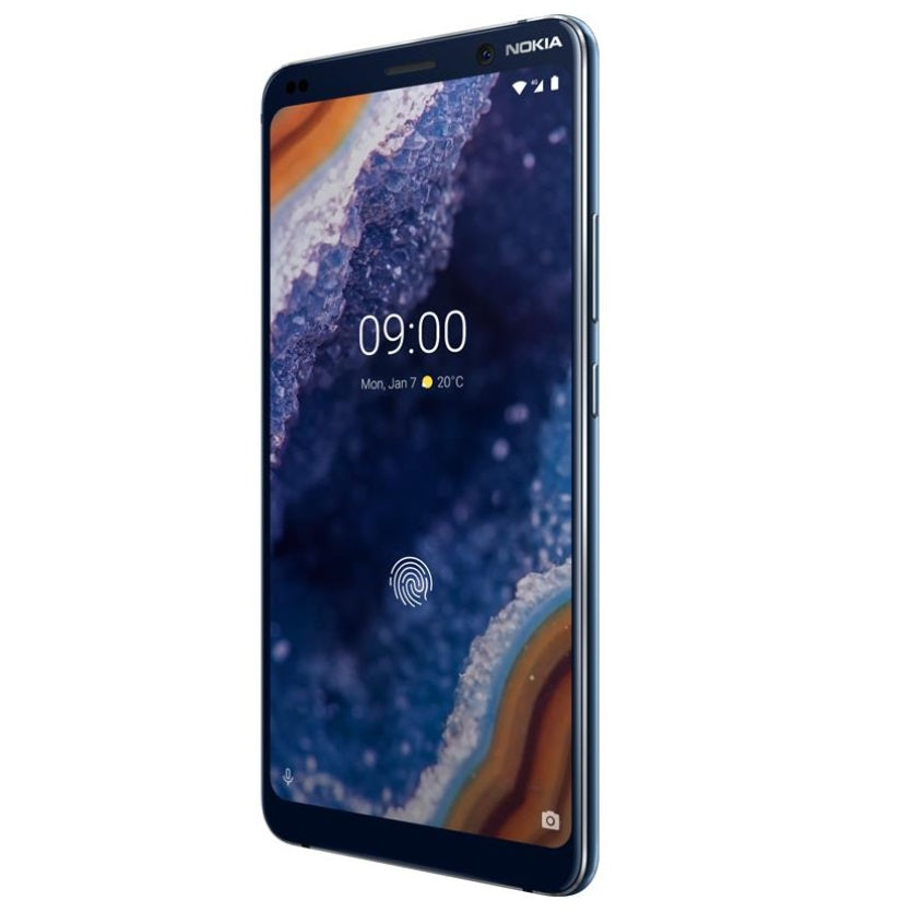 Nokia 9 PureView with Android One (Midnight Blue)