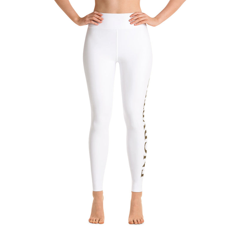 Encrypted Yoga Leggings