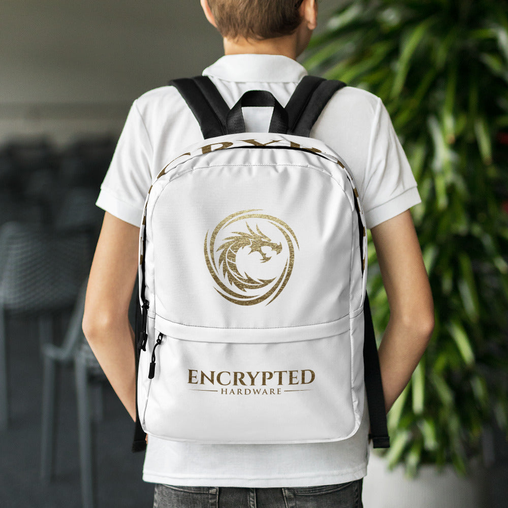 Encrypted Backpack