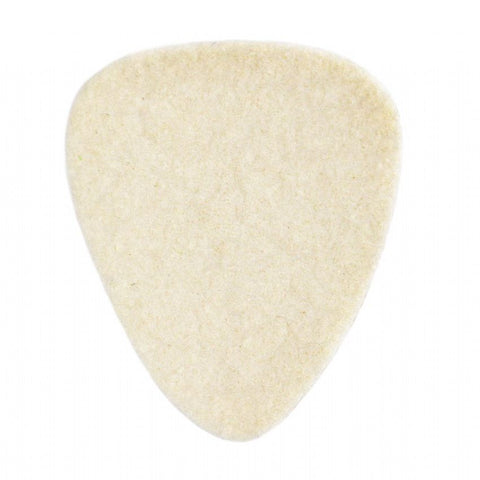 Timber Tones Felt Tones Natural Wool 1 Guitar Pick