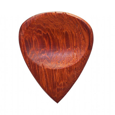 Timber Tones Groovy Padauk 1 Guitar Pick