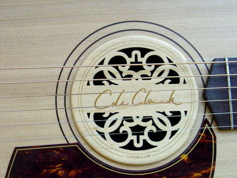 Soundhole Suppressor Fat Lady- Lute Hole