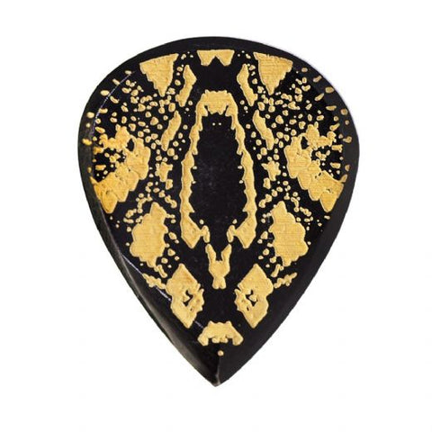 Timber Tones Tribal Tones Snake 1 Guitar Pick