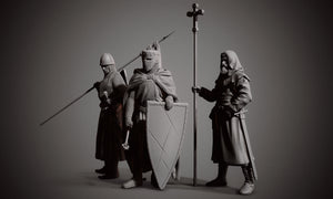 KNIGHTS OF OUTREMER - THE TRIO