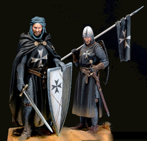 KNIGHTS OF OUTREMER - THE WARRIOR