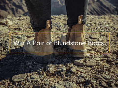 Giveaway time! Win A Pair Of Blundstone Boots with Rolbos and Blundstone SA