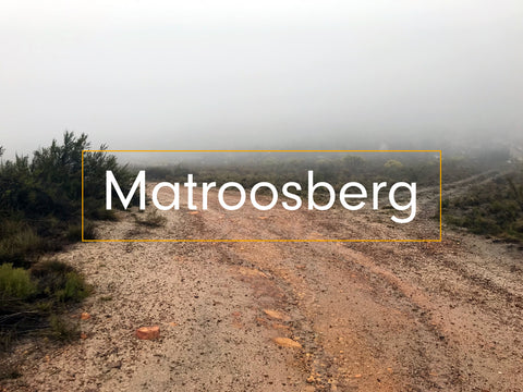 Camping At Matroosberg Nature Reserve