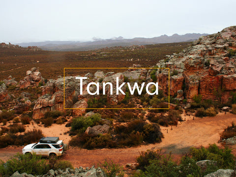 Travelling Trough The Tankwa Karoo
