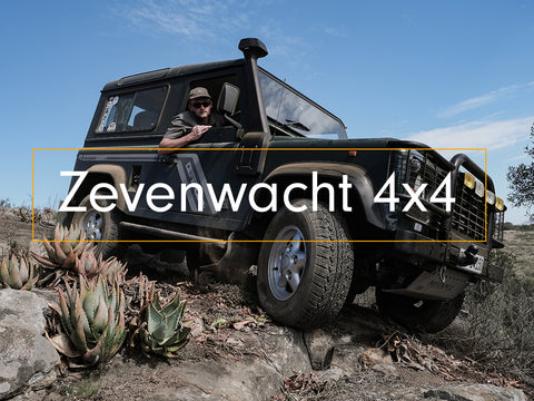 A day at the Zevenwacht 4x4 Trail
