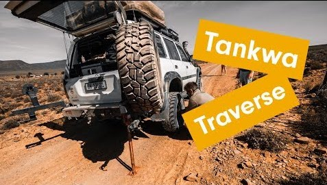 Tankwa Traverse - Flat Tyres and Potjie Kos