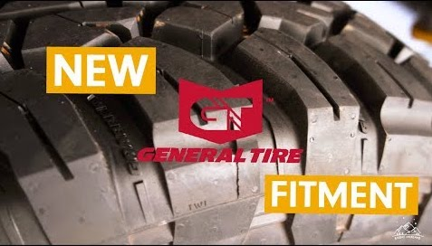 General Tire Fitment and First Reaction!
